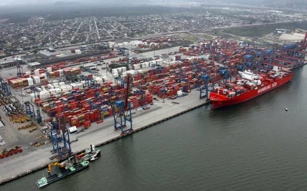 Setor portuário brasileiro cresce 8,3% em 2017