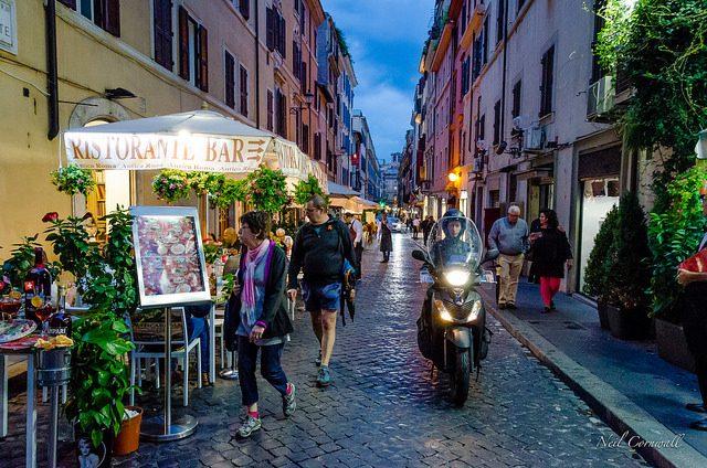 Alitalia dá dicas de como aproveitar Roma em 3 dias