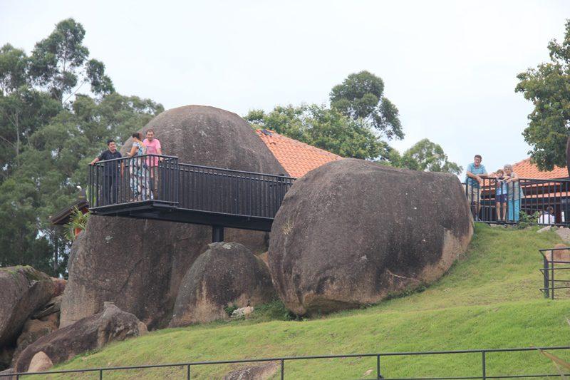Presença de turistas da região é notória no MASS (Crédito: DT)