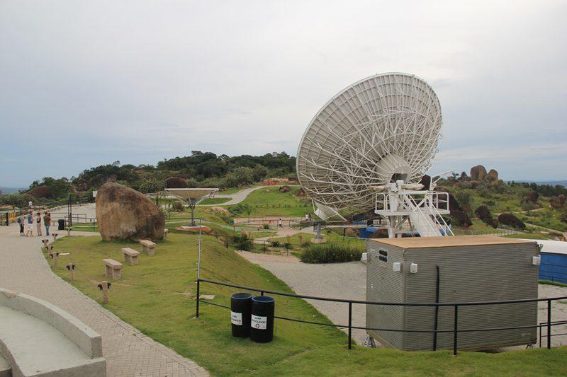 Museu de Astronomia em Joaquim Egídio : 400 bilhões de estrelas só para início de conversa