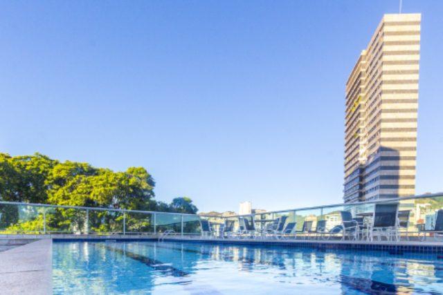 Aeroporto Em Belo Horizonte Proximo Ao Centro : Bourbon belo horizonte business hotel é inaugurado em bh