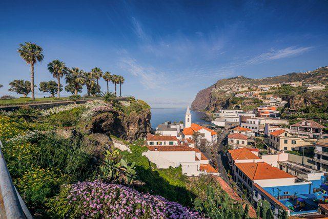 Madeira cresce 34,6% em pernoites de brasileiros