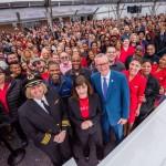 Delta Air Lines divide seus lucros com funcionários