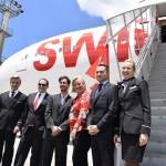 Swiss Air Lines apresenta seu Boeing 777-300R que fará rota São Paulo – Zurique