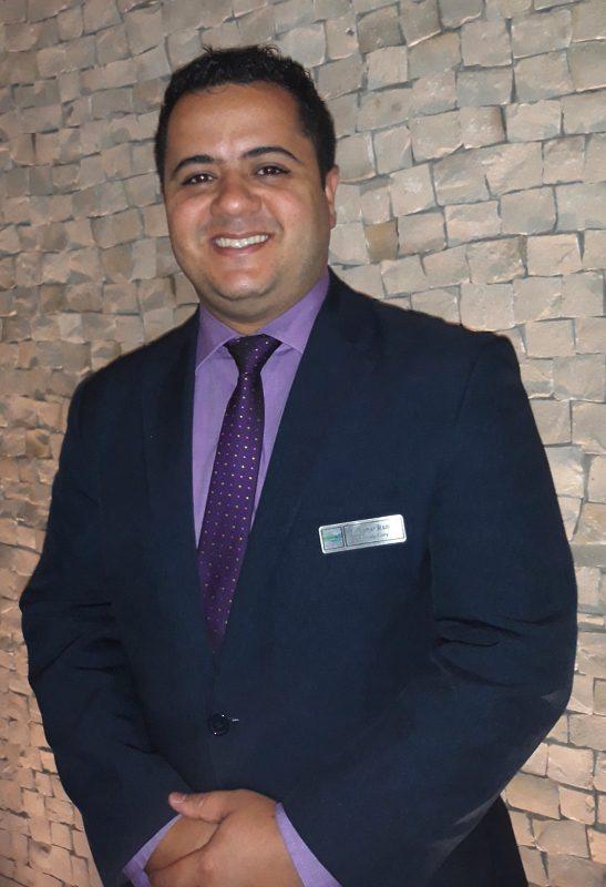 No Natal Othon Suítes,  Gelcimar Ramos é o novo gerente  geral