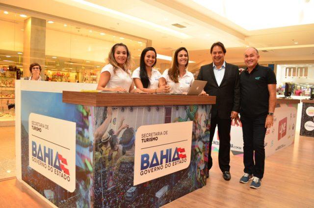 Secretaria de Turismo da Bahia traz a