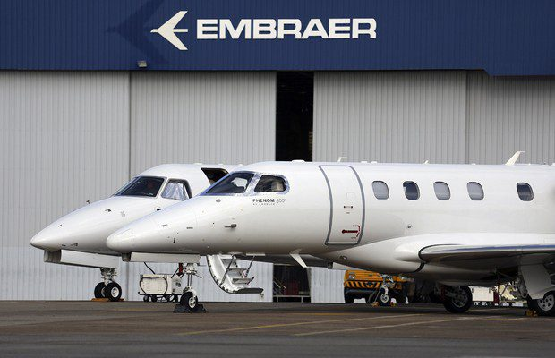 Embraer e Boeing negociam criação de nova empresa, diz fonte