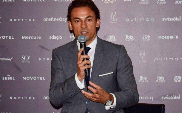 Frase do dia: Patrick Mendes, CEO da AccorHotels América do Sul