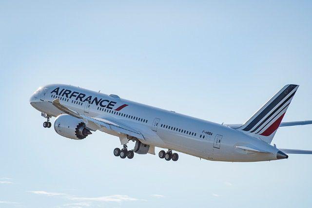 Air France acrescenta mais três frequências para o Rio de Janeiro