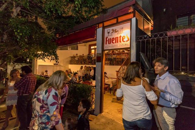 Fuentes Restaurante Español (Crédito: divulgação)