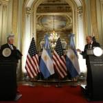 EUA e Argentina se unem contra Maduro e estudam sanções ao petróleo