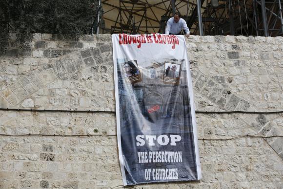 Santo Sepulcro é fechado em Jerusalém. Igrejas protestam contra impostos