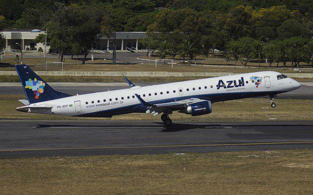 Azul pretende criar voos para 35 novas cidades nos próximos anos