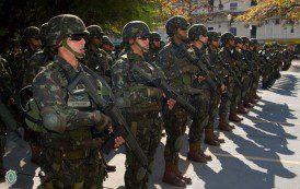 Militares devem deixar Vila Kennedy, no Rio, em três semanas