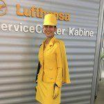 Uma aeromoça brasileira na Lufthansa (4ª parte)