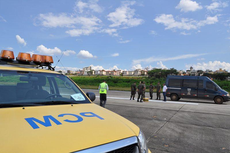 Aeroporto da Pampulha recebe equipamentode auxílioà aproximação de aeronaves