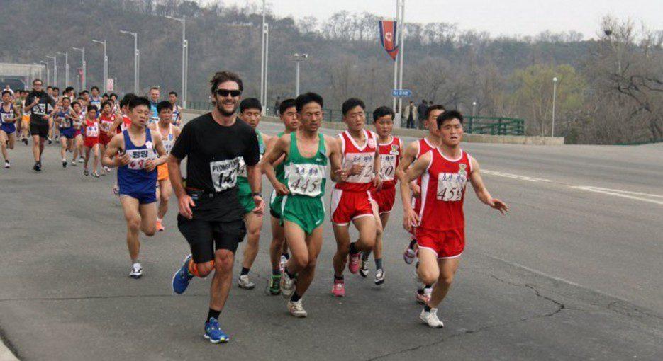 Turismo norte-coreano: diminuição de turistas estrangeiros marca a edição da Maratona de Pyongyang