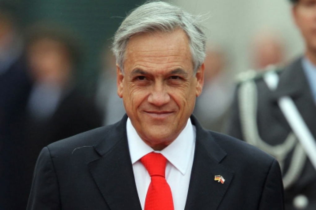 Sebastián Piñera assume pela segunda vez a presidência do Chile