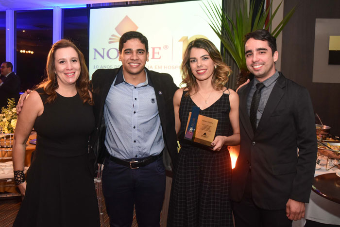 Workshop Nobile Hotéis premia  empreendimentos destaques em 2017