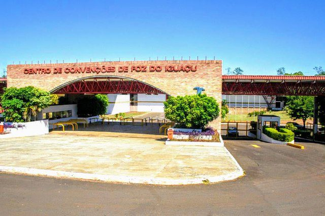 Centro de Convenções de Foz do Iguaçu será privatizado