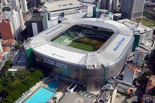 O Allianz Parque é uma boa pedida para que gosta de futebol (Crédito: arquivo DT)
