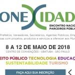 1º Conexidades, em Ubatuba, acontece de 8 a 12 de maio e focará Turismo