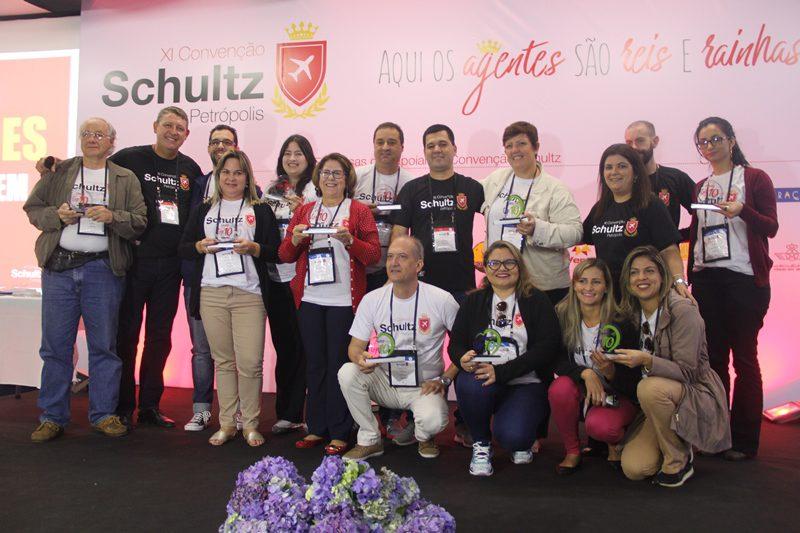 Evento serviu para a premiação de colaboradores e parceiros (Crédito: DT)