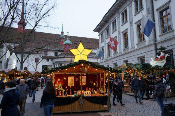 Mercado natalino de Lucerna - ©oqvpm ®