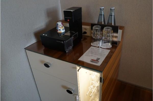 Café e água à disposição - ©oqvpm ®