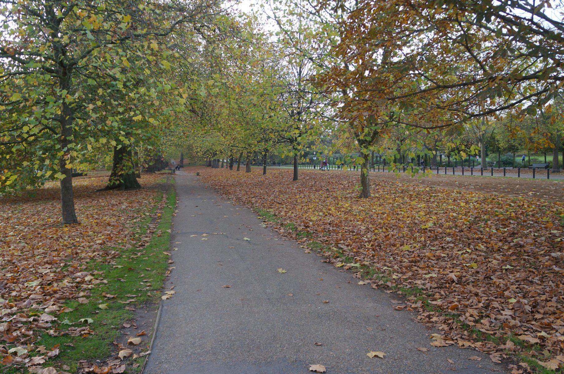Hyde Park Londres - Inglaterra