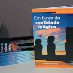 """Livro """"Em Busca da Realidade Mágica"""" será lançado na convenção Schultz, em Petrópolis"""