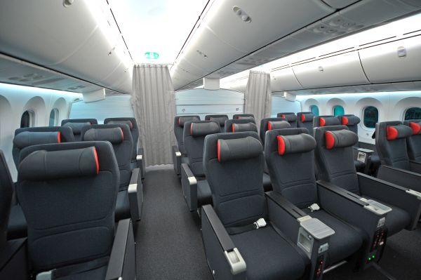 Air Canada anuncia nova classe e aumento da capacidade na rota São Paulo - Toronto