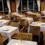 Varandão do Belo Horizonte Palace Othon Palace participa da 16ª Restaurante Week