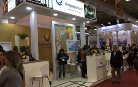 Uruguai divulga benefícios ao turista na WTM Latim America 2018