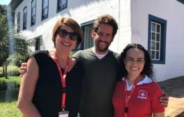 Representantes do Turismo de Lucerna têm encontro com agentes de viagens de todo o Brasil em São Paulo