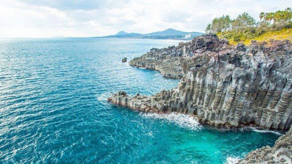 Jeju Island: Ilha sul-coreana é bastante visada por turistas chineses (Foto: Shutterstock Via BBC)