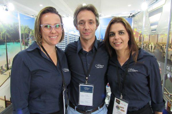 Blue Park da rede Mabu em Foz do Iguaçu (PR) é o destaque da rede no 24º Salão Paranaense de Turismo