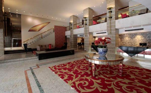 Grand Hotel Rayon, em Curitiba, é reinaugurado em parceria com a Nobile Hotéis