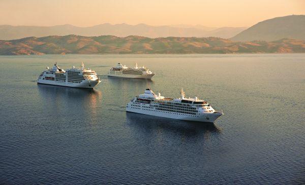 Silversea anuncia sinal Wi-Fi ilimitado em toda a sua frota de navios