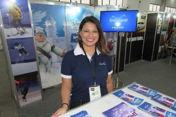 Programação noturna é destaque do Snowland no 24º Salão Paranaense de Turismo
