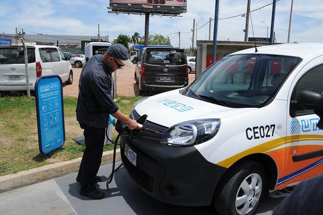 Uruguai possui trajeto completo de bombas de abastecimento para carros elétricos