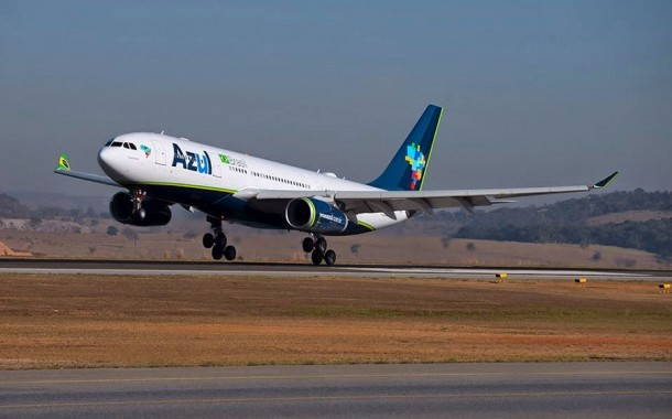 Azul oferece voos do Espírito Santo para Recife e BH