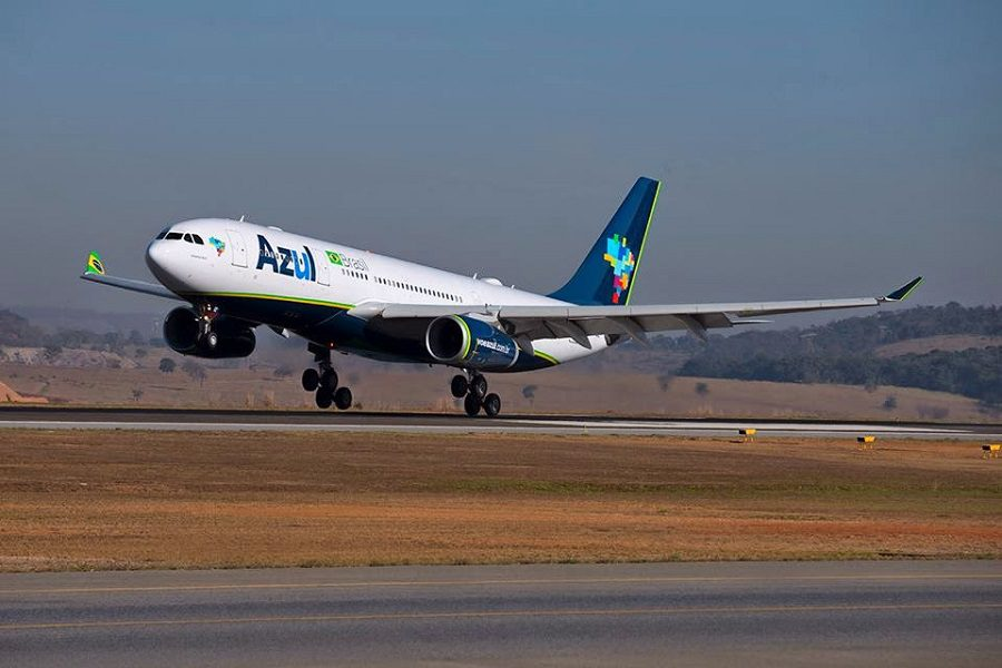 Azul Linhas Aéreas torna regular voos entre Belo Horizonte e Jericoacoara (CE)