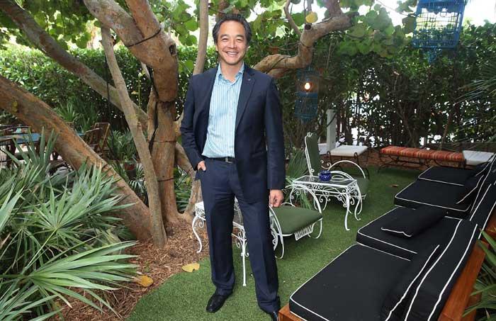 Segundo o gerente geral do hotel, Rick Ueno, o país sempre será uma aposta (Crédito: divulgação)