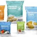 Azul Linhas Aéreas lança novas embalagens para snacks servidos a bordo