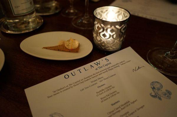 Restaurante Outlaw