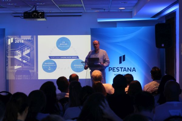 Pestana Hotel Group promove 1ª convenção com lideranças regionais da companhia