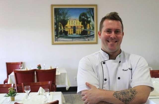 Hotel Paradies tem novo chef e gerente de A&B