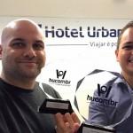 Nacional Inn Hotéis recebe prêmios do Hotel Urbano