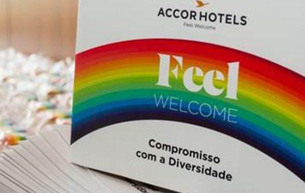 AccorHotels reforça compromisso LGBT+ com apoio à Parada
